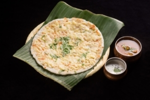 Bangera's Kitchen Jimbocho | Cheese Uttapam
