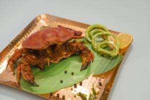 Bangera's Kitchen Ginza | Crab Ghee roast