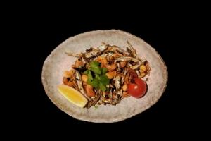 Dried Fish & Cashewnuts Roast