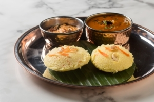 Bangera's Kitchen Jimbocho | Kanchipuram Idli