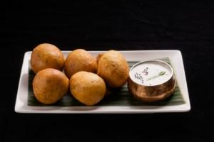 Bangera's Kitchen Ginza | Mangalore Bhaji