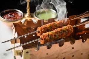 Bangera's Kitchen Jimbocho | Mutton Galafi Kebab