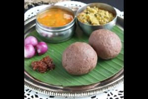 Bangera's Kitchen Jimbocho | Ragi Mudde