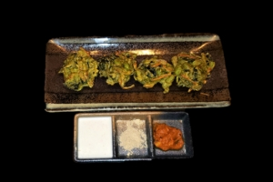 Seaweed & Soybeans Pakoda