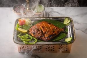 Bangera's Kitchen Jimbocho | Tandori Pomfret